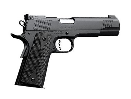 61969 kimber custom target ii black 5 cal 45 acp