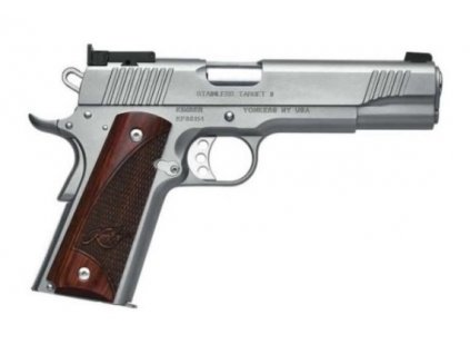 61972 kimber stainless target ii 5 cal 9mm luger