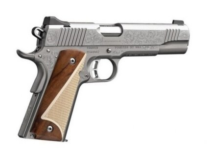 62014 kimber stainless ii classic engraved 5 cal 45 acp