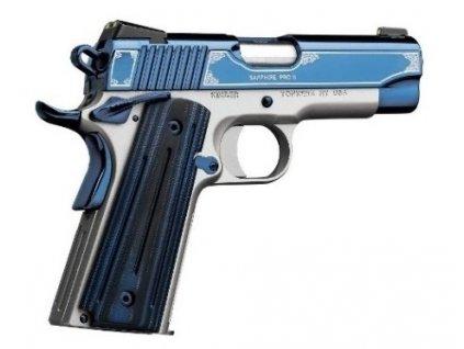 62065 kimber sapphire pro ii 4 cal 9mm luger