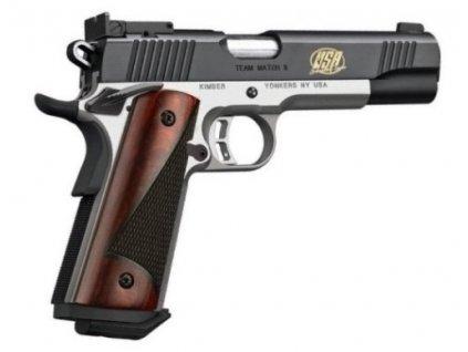 62131 kimber team match ii 5 cal 9mm luger