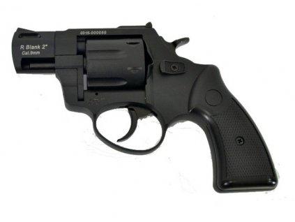 6366 2 plynovy revolver atak zoraki r2 2 cerny cal 9mm