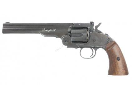 revolver airsoft schofield