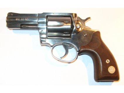 65687 revolver manurhin mr 88 dx cal 357 magnum