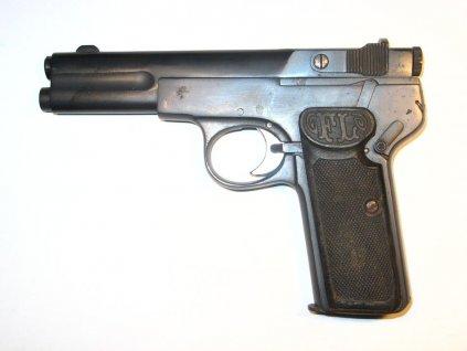 6705 pistole fritz langenhan suhl cal 7 65 browning