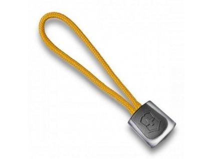 nylonova snurka 65 mm oranzovo cerna victorinox 418249