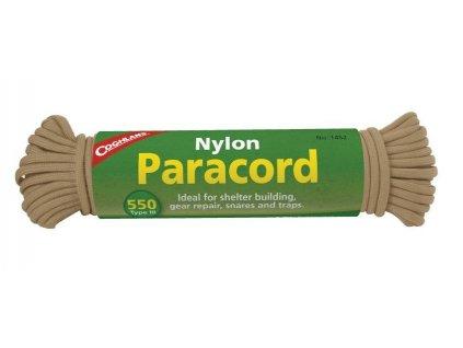 4224 1 coghlan s lano nylon paracord 250 kg bezove