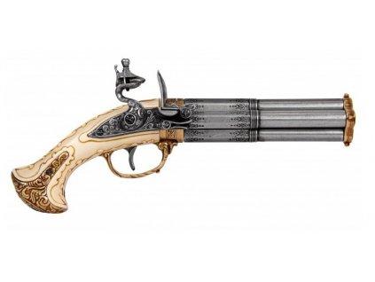 ctyrhlavnova pistole