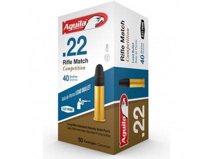 67403 2 naboj aguila rifle match competition cal 22 lr
