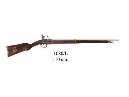 napoleonova puska francie 1805