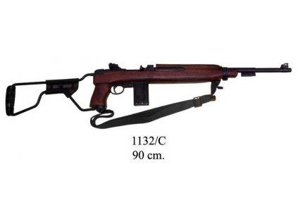 karabina m1 a1 sklopna pazba usa 1944