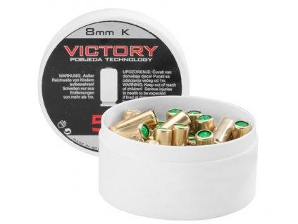 plynové náboje victory 8mm