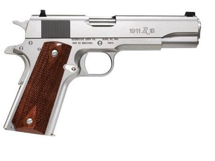 6975 pistole samonabijeci remington 1911 r1s stainless cal 45 acp