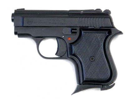 70571 2 plynova pistole bruni 315 auto cerna cal 8mm