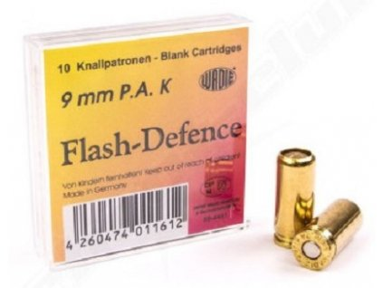 flash defence pistole