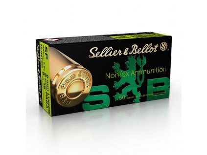 sellier bellot 9mm luger sp 100grs nontox v310392