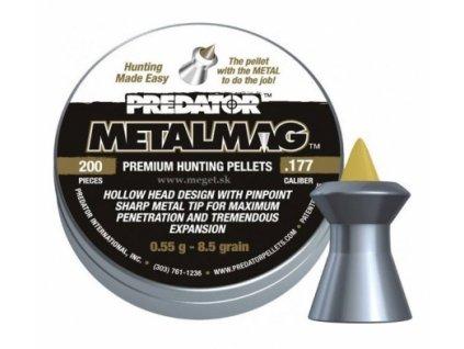 diabolo jsb predator metalmag 4 50mm 200ks