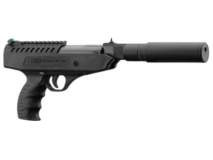 vzduchova pistol b.o. silencer kal. 4.5 mm 5493 821a