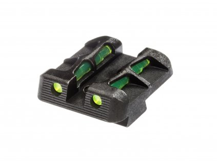 hiviz svetlovodne hledi pro Glock