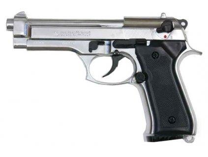69638 4 pistole flobert chiappa kimar mod 92 nikl cal 6mm me flobert