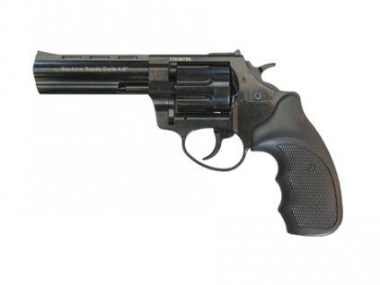 5643 1 plynovy revolver atak zoraki r1 4 5 cerny cal 9mm