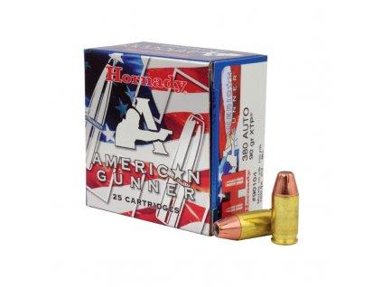 nabo kulovy hornady american gunner 308 auto 90gr xtp