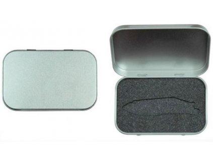 mikov v1104338 pdk1 krabicka kovova pro kapesni zaviraci nuz rybicka ies291669