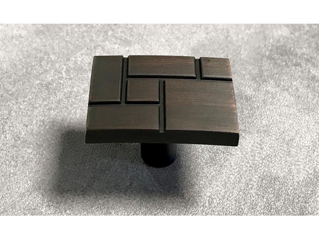 Nábytková knopka SEKOL KL07-G15 měď