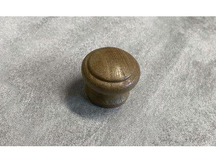 Dřevěná nábytková knopka JURA dub rustikal