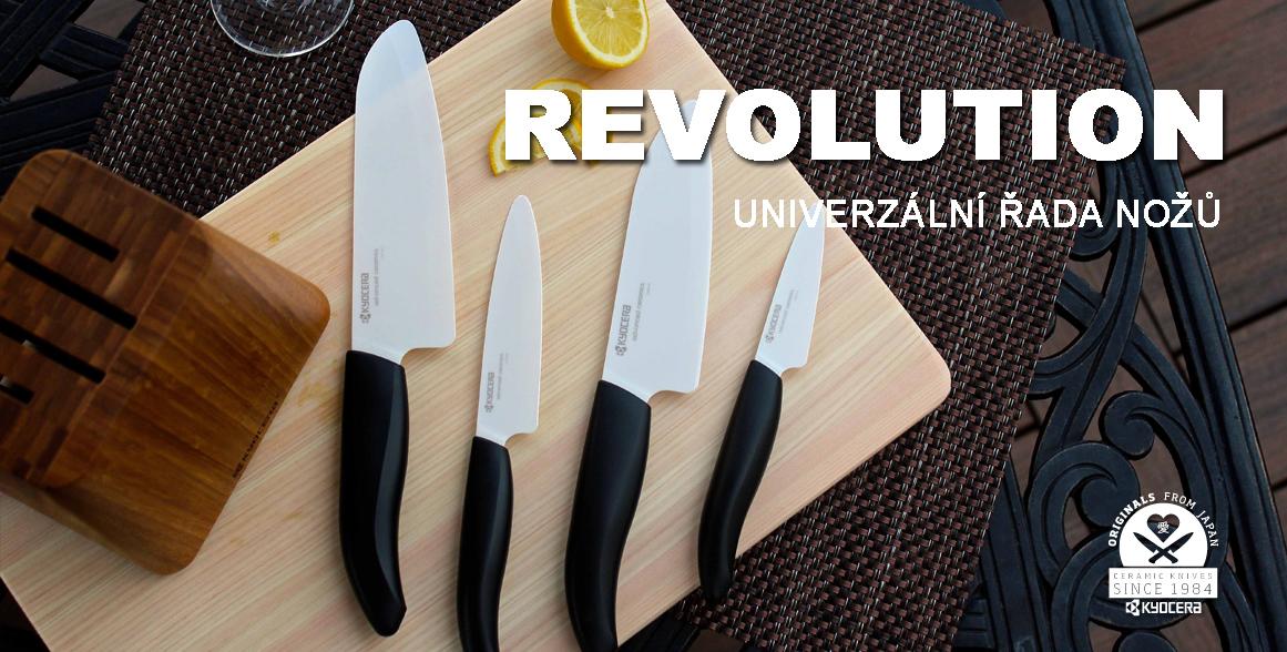 Nože REVOLUTION