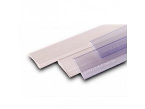 Chránič na keramický nůž, průhledný plast, délka 8,5cm