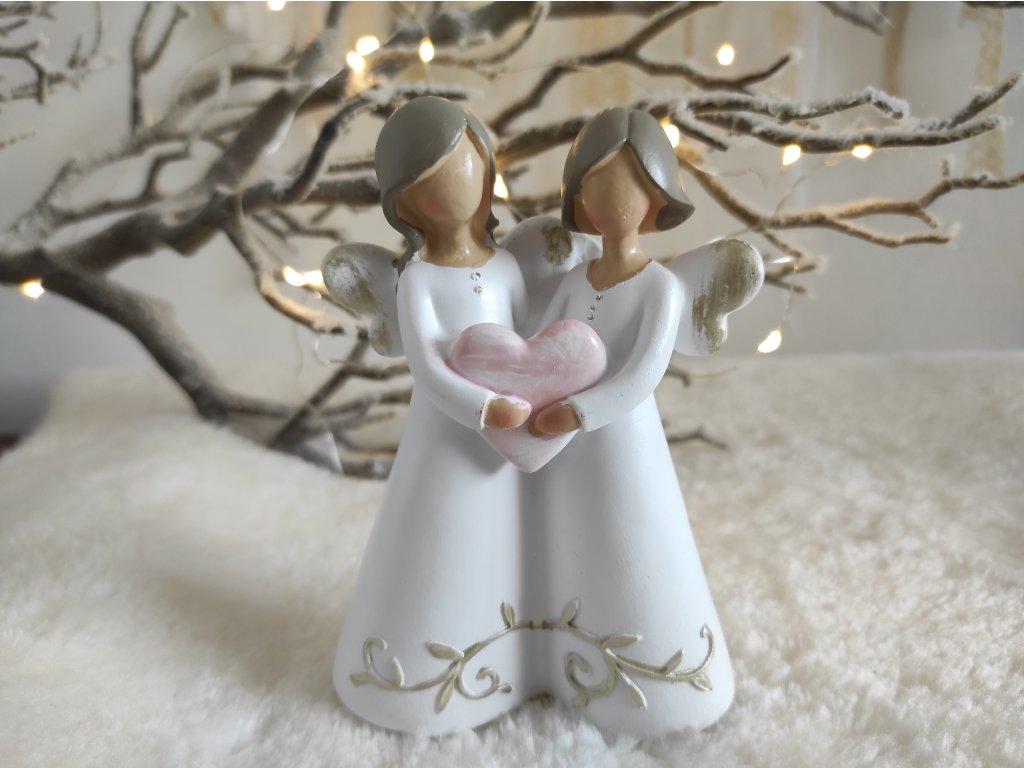 Andělé sestry