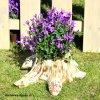 Zahradní mrazuvzdorný květináč KOŘEN velký