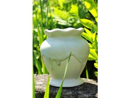 Keramická váza baculka