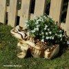 Zahradní mrazuvzdorný květináč ŽÁBA