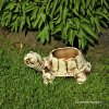 Zahradní mrazuvzdorný květináč ŽELVA velká