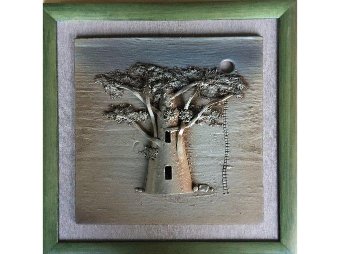 Obydlený dub