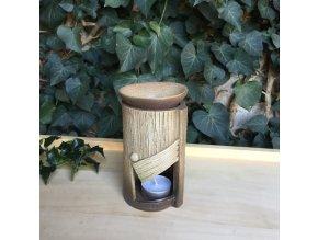 aromalampa s kuličkou