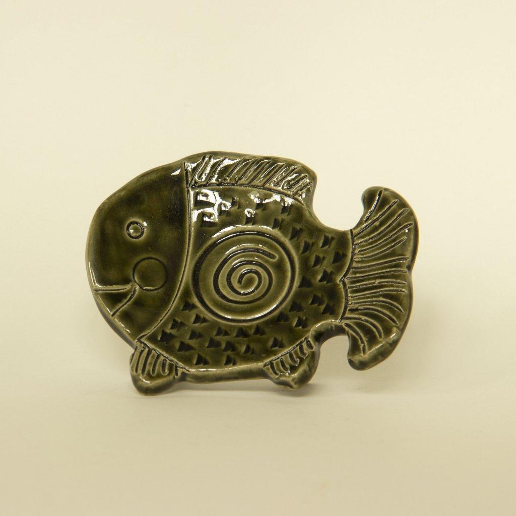 Stojánek na františka ve tvaru ryby