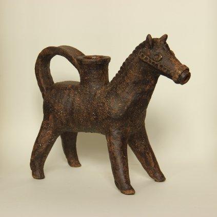 Akvamanile kůň