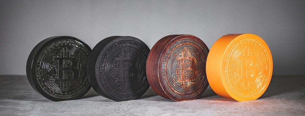 Bitcoin kasička