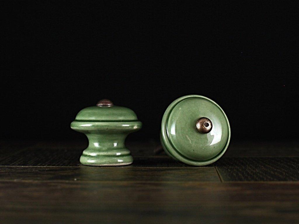 uchytky m 3 zelené