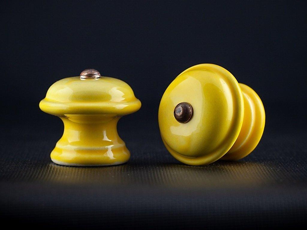 uchytky str vzor 3 žluté