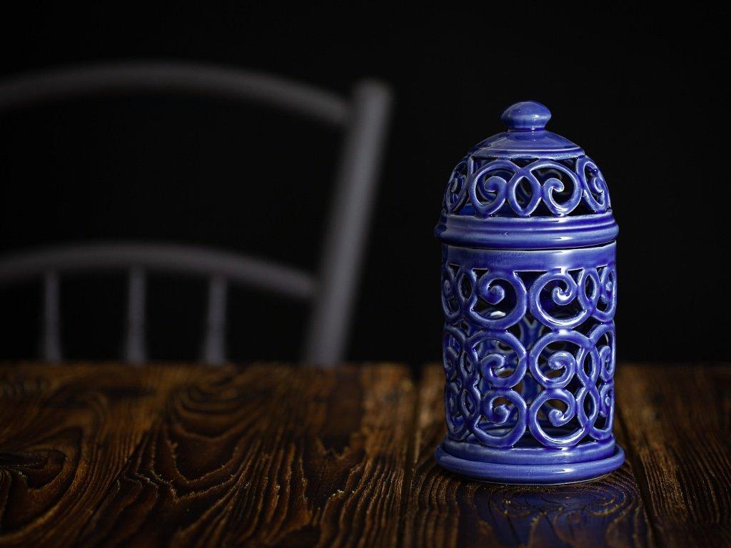 aromalampa kr.modř