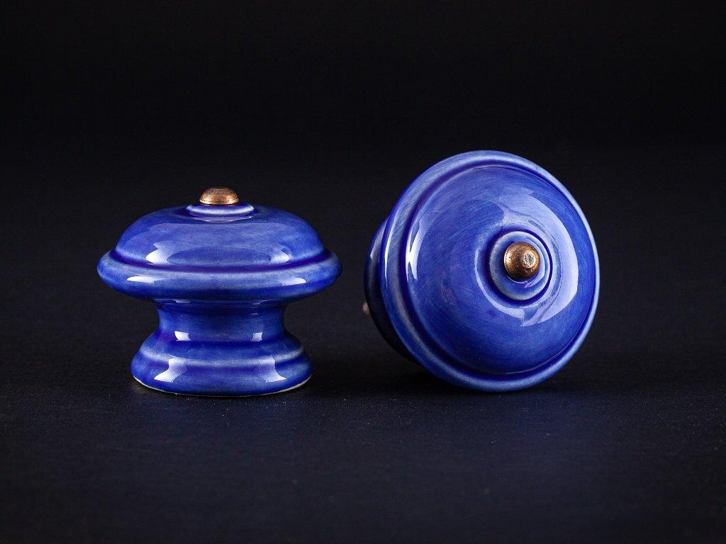 uchytky velke vzor 3 modr