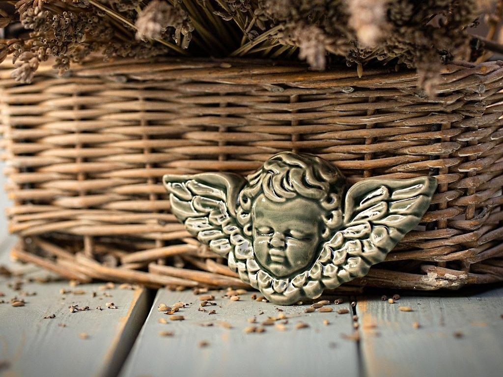 andílek oliva