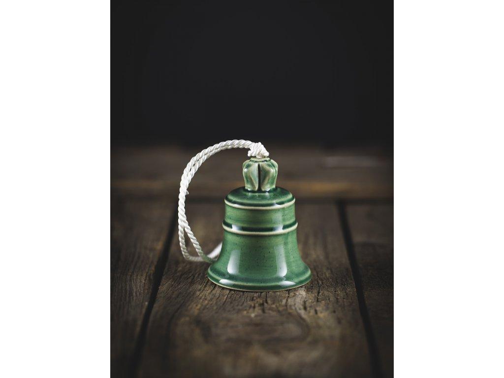 zvonek olivový