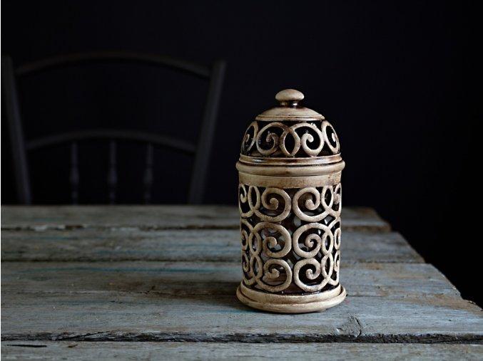aromalampa patina burel