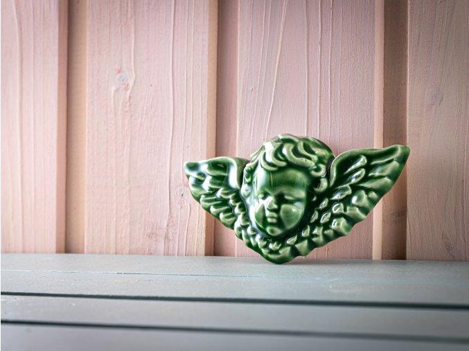 andílek zelený 1