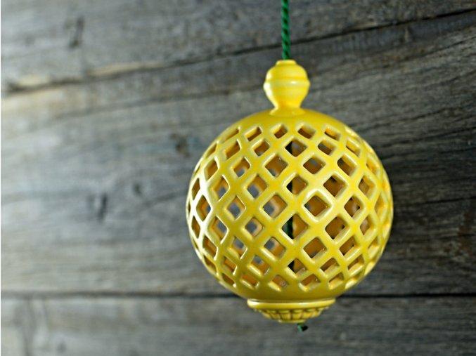 aroma difuzér žlutý